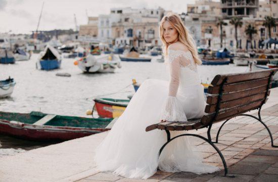 Blossom dress 2019 campaign fotograf Bogdan Mocanu